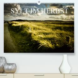 Sylt im Herbst (Premium, hochwertiger DIN A2 Wandkalender 2021, Kunstdruck in Hochglanz) von Korte,  Niko