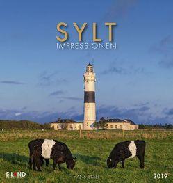 Sylt Impressionen – Kalender 2019 von Eiland