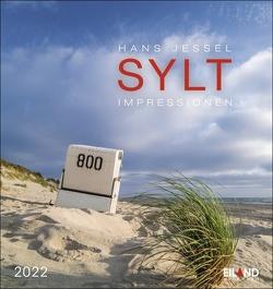 Sylt Impressionen Postkartenkalender 2022 von Eiland