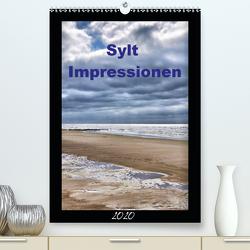 Sylt Impressionen (Premium, hochwertiger DIN A2 Wandkalender 2020, Kunstdruck in Hochglanz) von Reschke,  Uwe