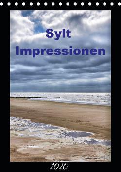 Sylt Impressionen (Tischkalender 2020 DIN A5 hoch) von Reschke,  Uwe