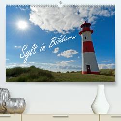 Sylt in Bildern (Premium, hochwertiger DIN A2 Wandkalender 2020, Kunstdruck in Hochglanz) von Scholz,  Frauke