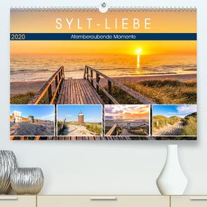 SYLT-LIEBE Atemberaubende Momente (Premium, hochwertiger DIN A2 Wandkalender 2020, Kunstdruck in Hochglanz) von Dreegmeyer,  Andrea