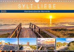 SYLT-LIEBE Atemberaubende Momente (Wandkalender 2020 DIN A4 quer) von Dreegmeyer,  Andrea