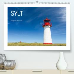 Sylt – Magische Momente (Premium, hochwertiger DIN A2 Wandkalender 2020, Kunstdruck in Hochglanz) von Stephan Rech,  Naturfotografie
