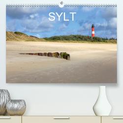 Sylt (Premium, hochwertiger DIN A2 Wandkalender 2021, Kunstdruck in Hochglanz) von Kruse,  Joana