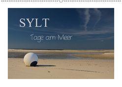Sylt – Tage am Meer (Wandkalender 2018 DIN A2 quer) von Hoeg,  Tanja
