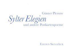 SYLTER ELEGIEN von Oetterli Hohlenbaum,  Bruno, Plessow,  Günter