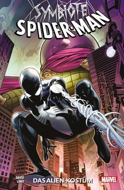 Symbiote Spider-Man von Coello,  Iban, David,  Peter, Land,  Greg, Strittmatter,  Michael