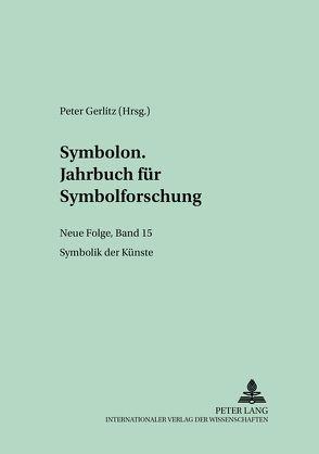 Symbolon – Band 15 von Gerlitz,  Peter
