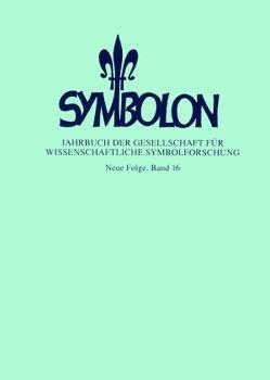 Symbolon – Jahrbuch der Gesellschaft für wissenschaftliche Symbolforschung von Jung,  Hermann, Rappenglück,  Michael A.