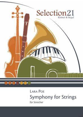 Symphony for Strings von Poe, Lara