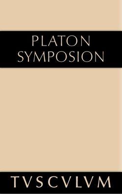 Symposion von Platon, Rufener,  Rudolf, Szlezák,  Thomas A.