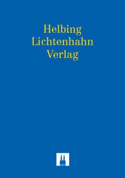 Symposium Hans Peter Tschudi – Ein Arbeits- und Sozialversicherungsrechtler mit Weitblick von Gächter,  Thomas, Pärli,  Kurt