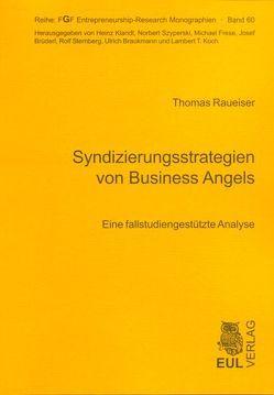 Syndizierungsstrategien von Business Angels von Raueiser,  Thomas
