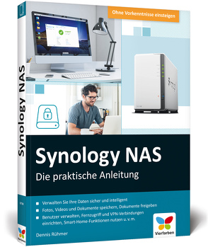 Synology NAS von Rühmer,  Dennis