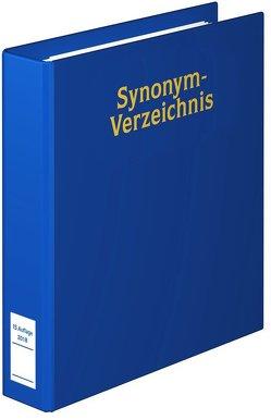 Synonym-Verzeichnis von Gebler,  Herbert