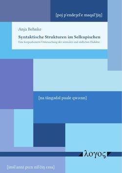 Syntaktische Strukturen im Selkupischen von Behnke,  Anja