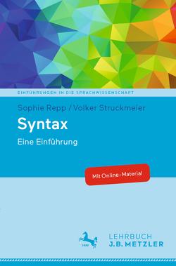 Syntax von Repp,  Sophie, Struckmeier,  Volker