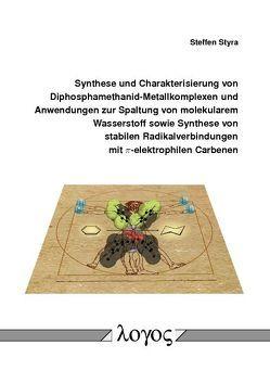 Synthese und Charakterisierung von Diphosphamethanid-Metallkomplexen und Anwendungen zur Spaltung von molekularem Wasserstoff sowie Synthese von stabilen Radikalverbindungen mit pi-elektrophilen Carbenen von Styra,  Steffen
