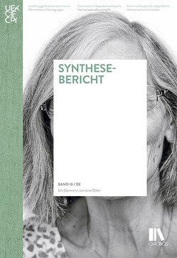 Synthesebericht von Germann,  Urs, Odier,  Lorraine