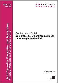Synthetischer Zeolith als Anreger der Erhärtungsreaktionen zementartiger Bindemittel von Otten,  Stefan