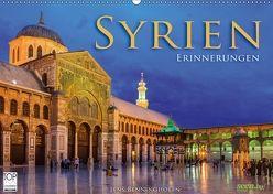 Syrien – Erinnerungen (Wandkalender 2018 DIN A2 quer) von Benninghofen,  Jens