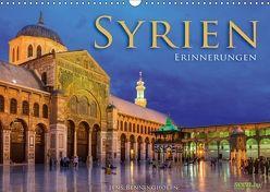 Syrien – Erinnerungen (Wandkalender 2018 DIN A3 quer) von Benninghofen,  Jens