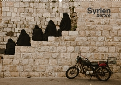 Syrien (Posterbuch DIN A2 quer) von Fox,  Andy