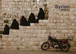 Syrien (Posterbuch DIN A4 quer) von Fox,  Andy