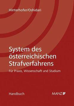 System des österreichischen Strafverfahrens von Hinterhofer,  Hubert, Oshidari,  Babek Peter