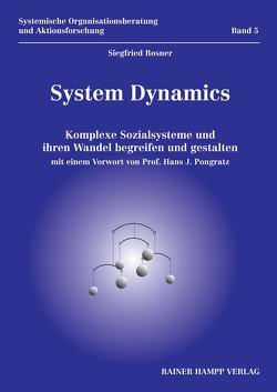 System Dynamics von Rosner,  Siegfried