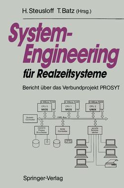 System-Engineering für Realzeitsysteme von Batz,  Thomas, Steusloff,  Hartwig