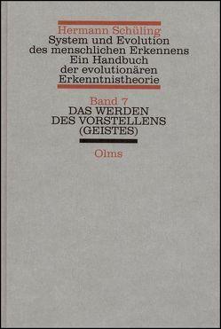 System und Evolution des menschlichen Erkennens von Schüling,  Hermann