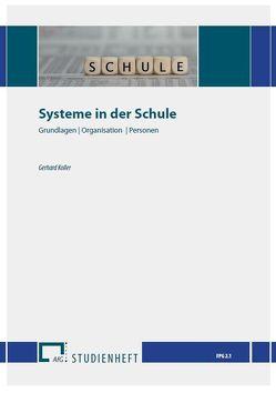 Systeme in der Schule von Koller,  Gerhard