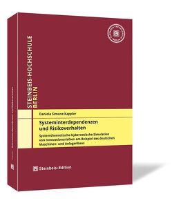 Systeminterdependenzen und Risikoverhalten von Kappler,  Daniela Simone