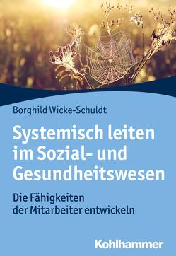 Systemisch leiten im Sozial- und Gesundheitswesen von Wicke-Schuldt,  Borghild