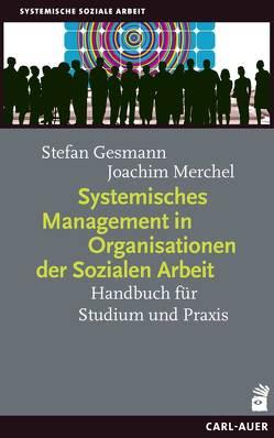 Systemisches Management in Organisationen der Sozialen Arbeit von Gesmann,  Stefan, Merchel,  Joachim