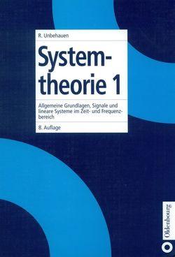Systemtheorie 1 von Unbehauen,  Rolf