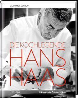 SZ Gourmet Edition: Die Kochlegende Hans Haas von Haas,  Hans, Pegatzky,  Stefan