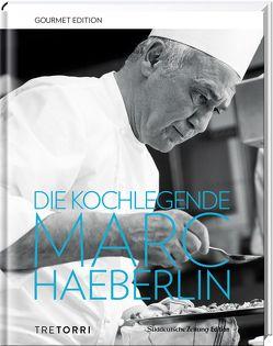 SZ Gourmet Edition: Die Kochlegende Marc Haeberlin von Haeberlin,  Marc, Pegatzky,  Stefan