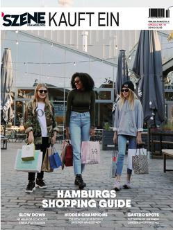 SZENE HAMBURG KAUFT EIN! 2018/2019 von VKM Verlagskontor für Medieninhalte GmbH
