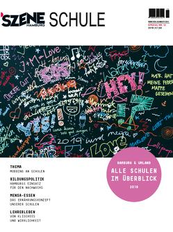 SZENE HAMBURG SCHULE 2019/2020 von VKM Verlagskontor für Medieninhalte GmbH