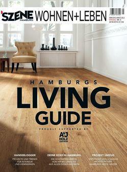 SZENE HAMBURG WOHNEN + LEBEN 2018/2019 von Mathias,  Forkel