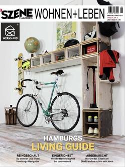 SZENE HAMBURG WOHNEN + LEBEN 2021/2022 von Mathias,  Forkel