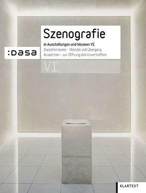 Szenografie in Ausstellungen und Museen VI