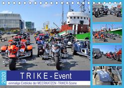T R I K E – Event (Tischkalender 2020 DIN A5 quer) von Klünder,  Günther