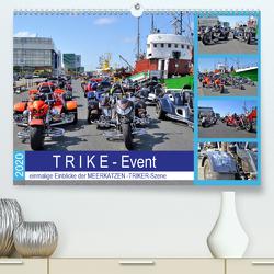 T R I K E – Event (Premium, hochwertiger DIN A2 Wandkalender 2020, Kunstdruck in Hochglanz) von Klünder,  Günther