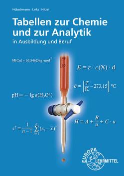 Tabellen zur Chemie und zur Analytik von Hitzel,  Erich, Hug,  Heinz, Krause,  Werner, Tausendfreund,  Ingo