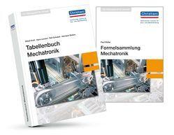 Tabellenbuch Mechatronik mit Formelsammlung von Kruft,  Alfred, Lennert,  Hans, Mueller,  Paul, Schiebel,  Rolf, Wellers,  Hermann